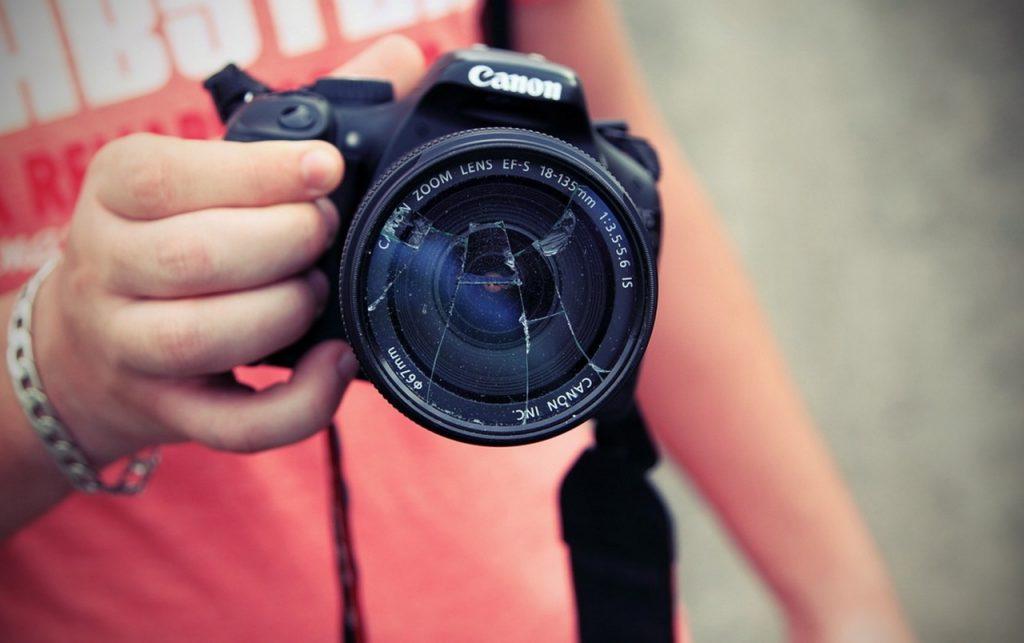 Camera Lens Repair