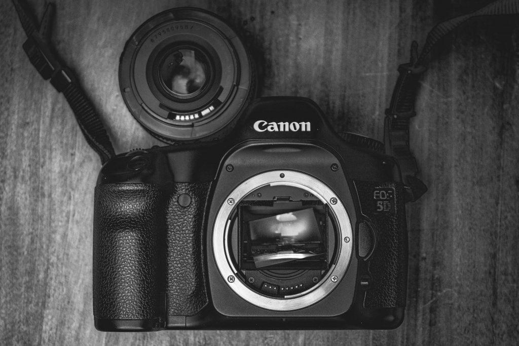 Broken Camera Repair