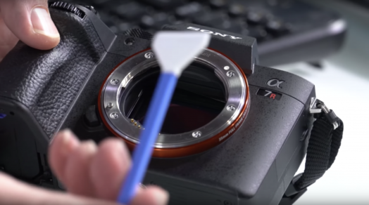Free Sensor Clean With Every Interchangeable Camera Purchase