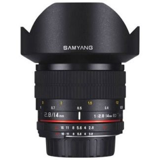 Samyang 14mm f2.8 ED AS IF UMC Lens
