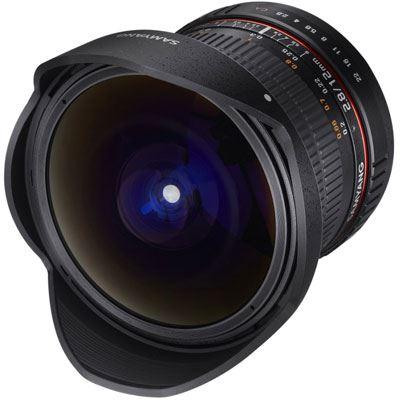 Samyang 12mm f2.8 ED AS NCS Fisheye Lens