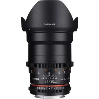 Samyang 35mm T1.5 AS UMC II Video Lens