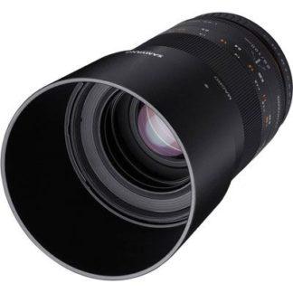 Samyang 100mm T3.1 ED UMC Macro VDSLR Lens