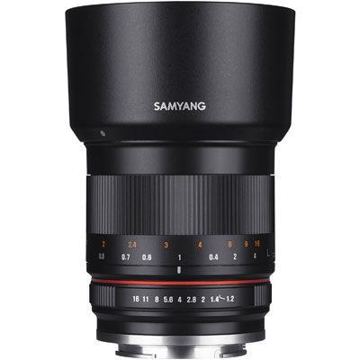 Samyang 50mm f1.2 AS UMC CS Lens