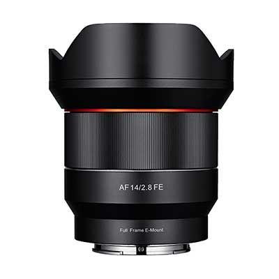 Samyang 14mm f2.8 AF Lens