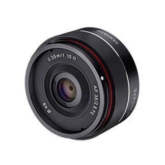 Samyang 35mm f2.8 AF FE Pancake Lens