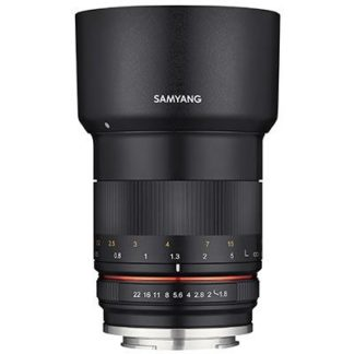 Samyang 85mm F1.8 MF Lens