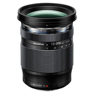 Olympus 12-200mm f3.5-6.3 M.Zuiko Digital ED Lens