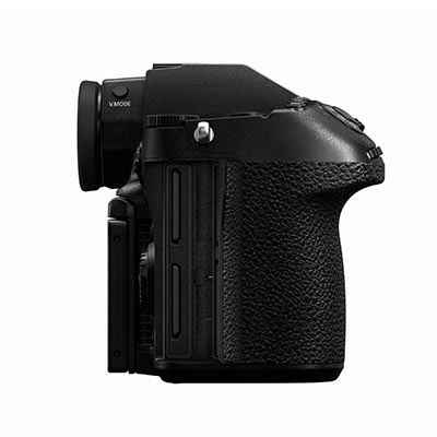 Panasonic Lumix S1H Digital Camera Body side