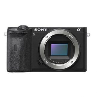 Sony A6600 Digital Camera Body
