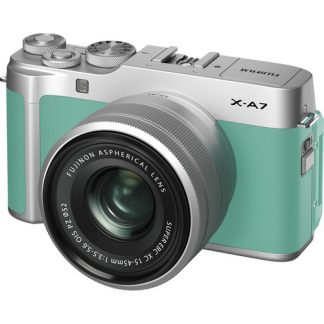 Fujifilm X-A7 Mint Green