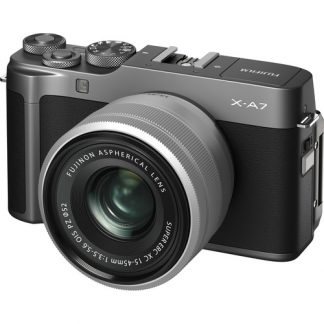 Fujifilm XA7 Dark Grey