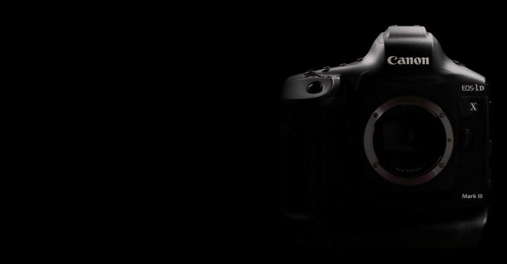 Canon EOS 1D X Mark III-min