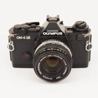 Olympus OM4 Ti