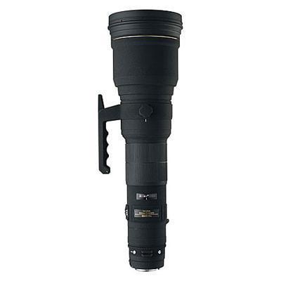 Sigma 800mm f5.6 APO EX DG HSM Lens