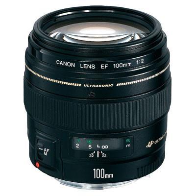 Canon EF 100mm f2 USM Lens