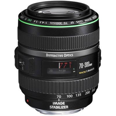 Canon EF 70-300mm f4.5-5.6 DO IS USM Lens