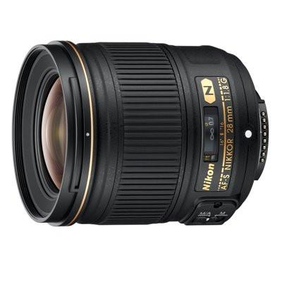Nikon AF-S Nikkor 28mm f1.8 G Lens
