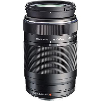 Olympus 75-300mm f4.8-6.7 II M.ZUIKO ED Micro Four Thirds Lens