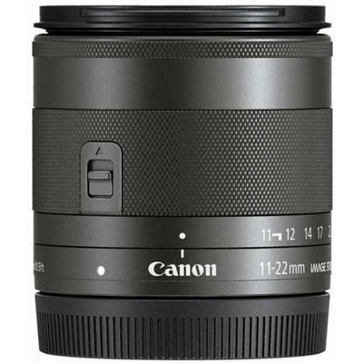 Canon EF-M 11-22mm f4-5.6 IS STM M-Mount Lens