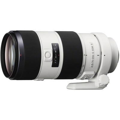 Sony FE70-200mm f4 G OSS Lens