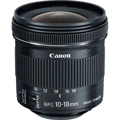 Canon EF-S 10-18mm f4.5-5.6 IS STM Lens