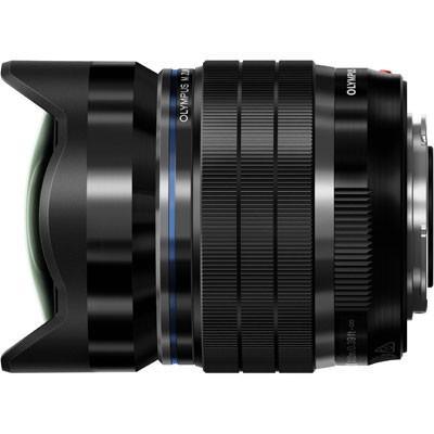 Olympus 8mm f1.8 PRO M.ZUIKO Digital ED Fisheye Lens