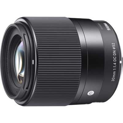 Sigma 30mm f1.4 DC DN Contemporary Lens