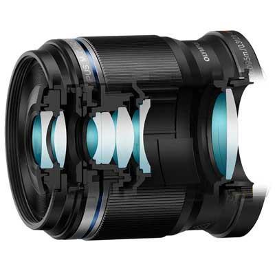Olympus 30mm f3.5 M.Zuiko Macro Lens