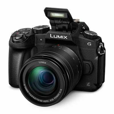 Panasonic Lumix DMC-G80 with 12-60mm lens
