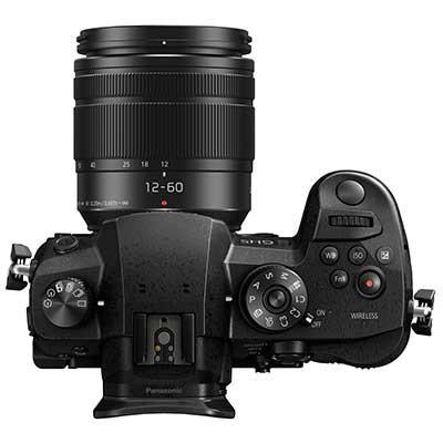 Panasonic Lumix DMC-GH5 Digital Camera with 12-60mm Lens