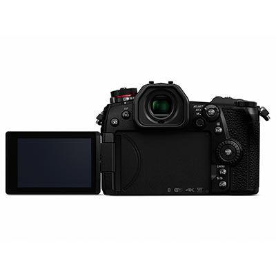 Panasonic Lumix DC-G9 Digital Camera Body