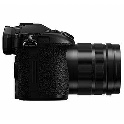 Panasonic Lumix DC-G9 Digital Camera with 12-60mm F2.8-4.0 Leica Lens