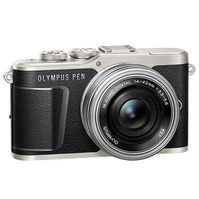 Olympus Pen E-PL9 Digital Camera Body - Black