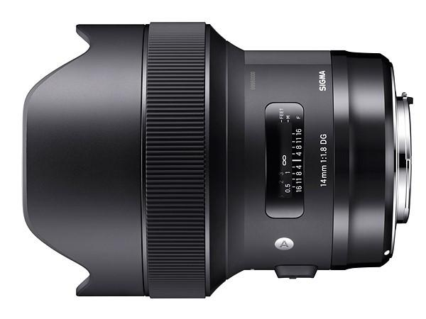 Sigma 135mm F1.8 DG HSM Art Lens