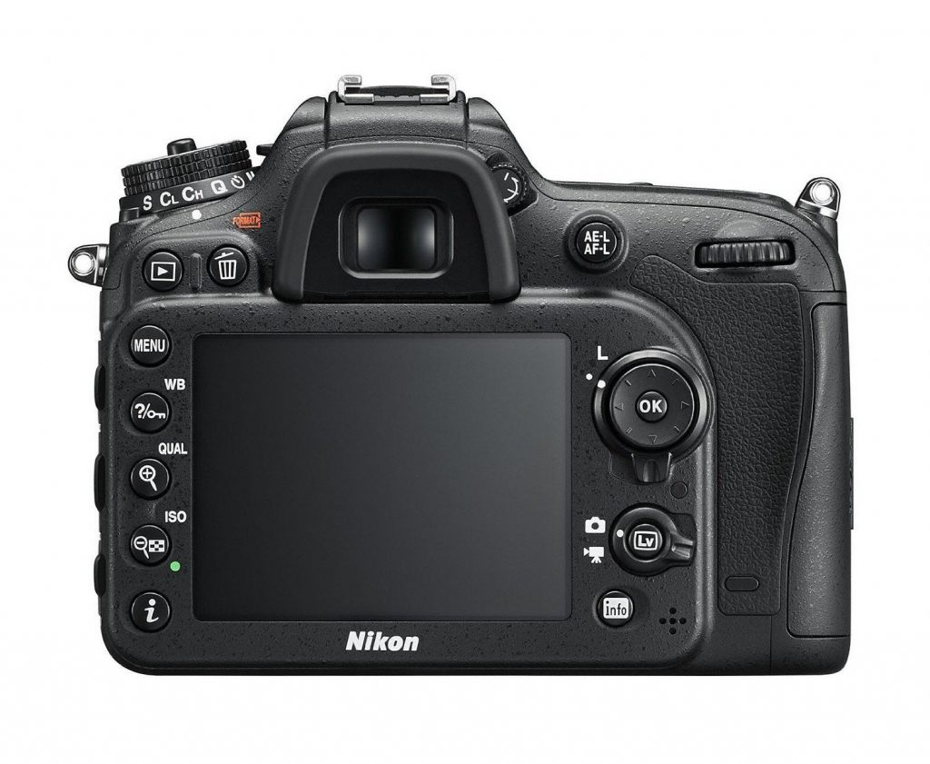 Nikon D7200 Digital SLR Camera Body