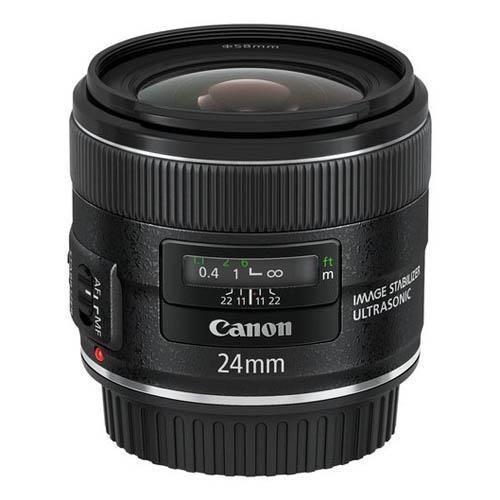 Canon EF 24mm f/2.8 IS USM Lens