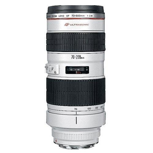Canon EF 70-200mm f2.8L Lens