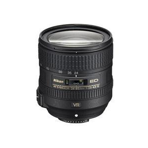Nikon AF-S 24-85mm f/3.5-4.5G ED VR Lens