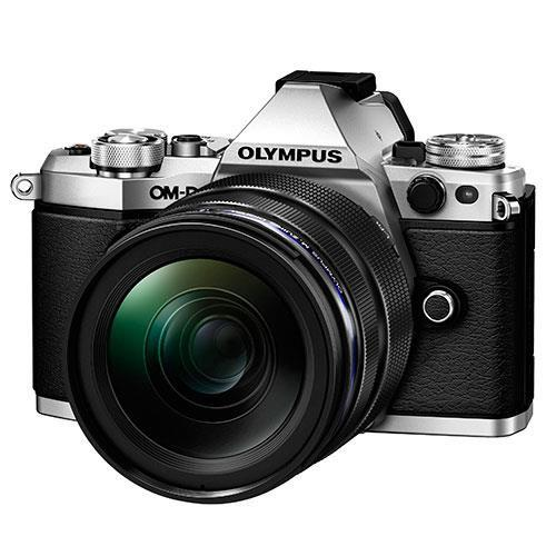 Olympus OM-D E-M5 Mark II Compact System Camera + 12-40mm f2.8 Lens
