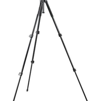 Manfrotto - Kit: 293 alu tripod (3S) + 3-way head w. foldable handles
