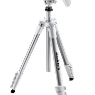 Manfrotto - COMPACT ADVANCED WITH 3-WAY HEAD WHITE