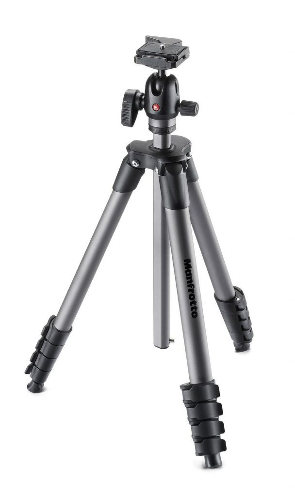Manfrotto - COMPACT ADVANCED WITH BALL HEAD