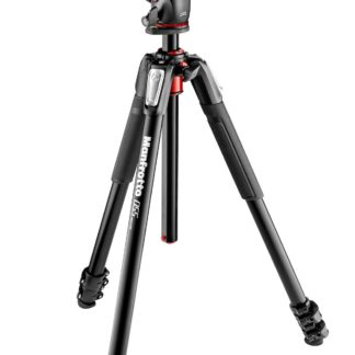 Manfrotto MK055XPRO3 Tripod and XPRO Ball Head with 200PL Plate