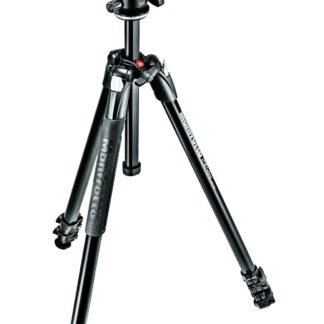 Manfrotto 290 XTRA Kit, Alu 3 sec. tripod with ball head